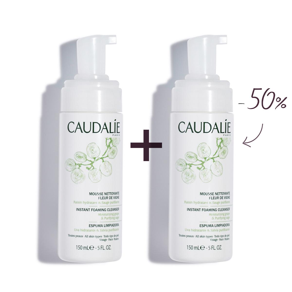 Duo Mousse Detergente FleurdeVigne
