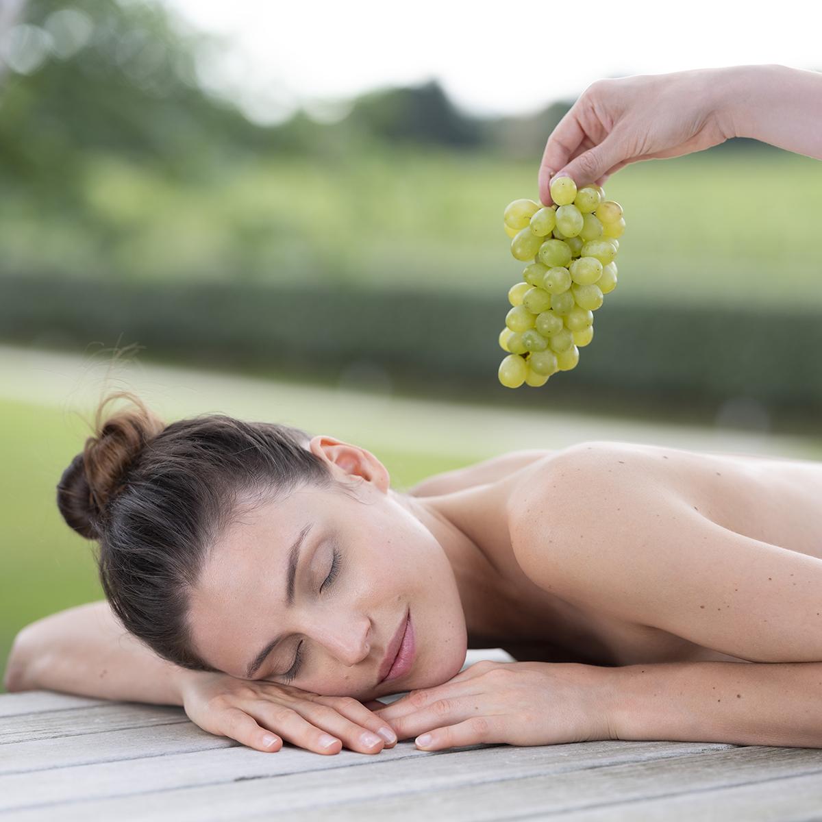 Buono regalo Spa: rituale 100% Uva